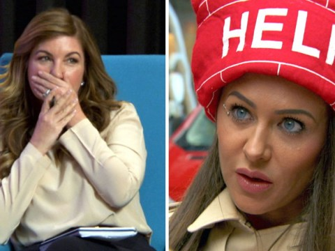 The Apprentice: Sarah Ann Magson 'shocked' to get telling off from Karren Brady before firing