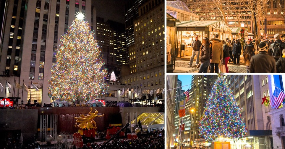The best reasons to spend Christmas in New York City | Metro News