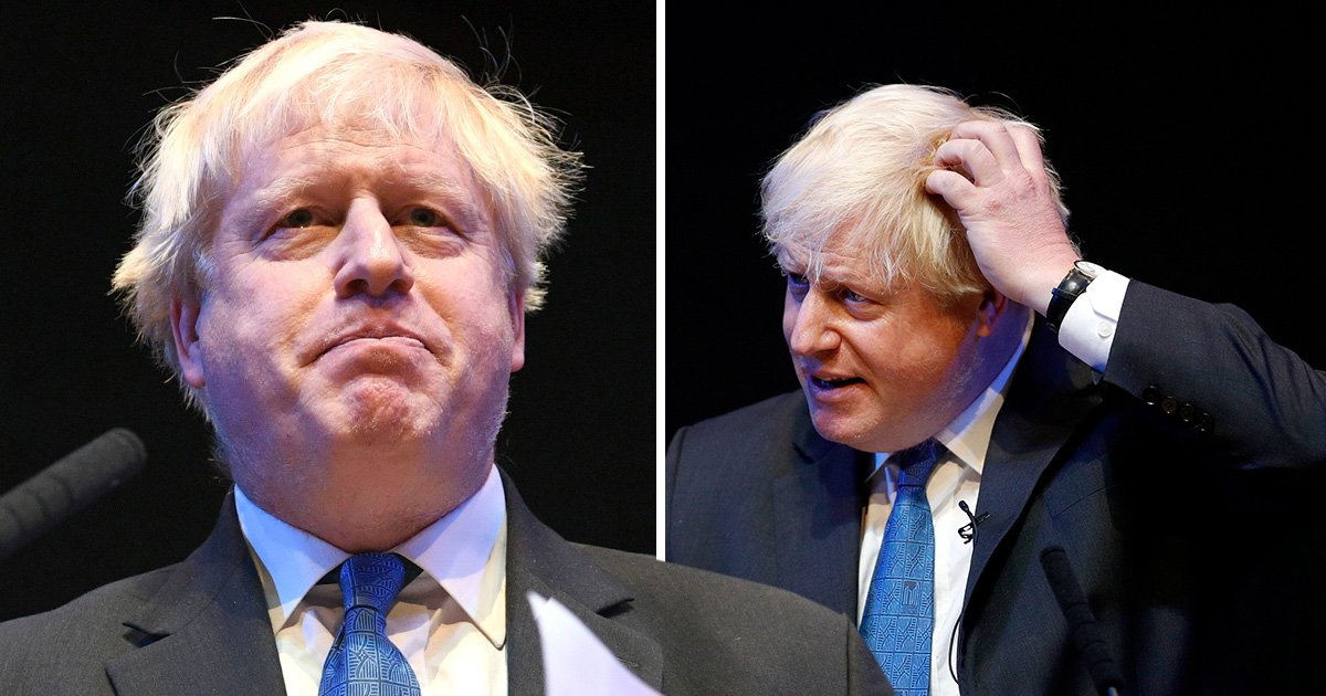 Boris Johnson forced to apologise for failing to declare £52,000 income