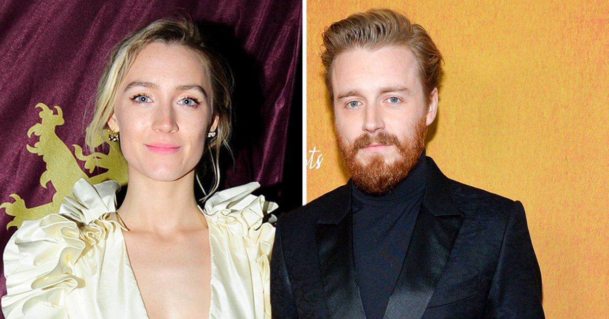 Saoirse Ronan 'dating herMary Queen Of Scots co-starJack Lowden' after playing on-screen lovers in upcoming film