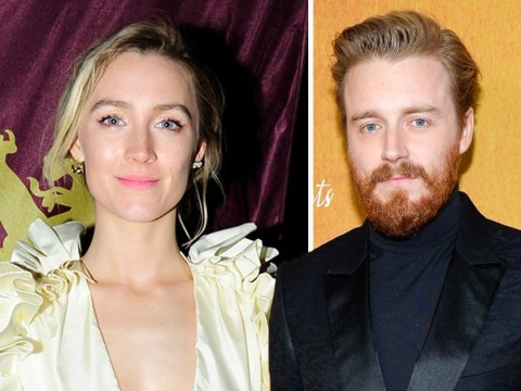 Saoirse Ronan 'dating her Mary Queen Of Scots co-star Jack Lowden' after playing on-screen lovers in upcoming film