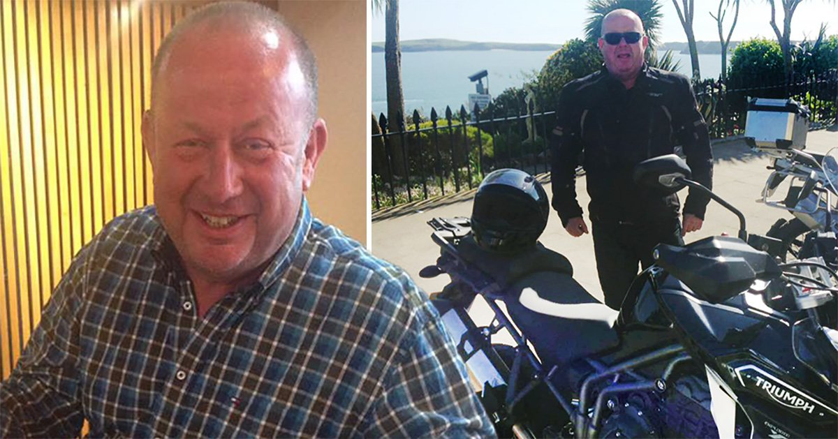 Biker died after drinking cleaning fluid he mistook for Ribena