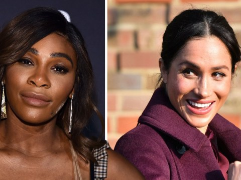 Serena Williams might have leaked the royal baby's gender – what do you do if you spill someone else's baby news?
