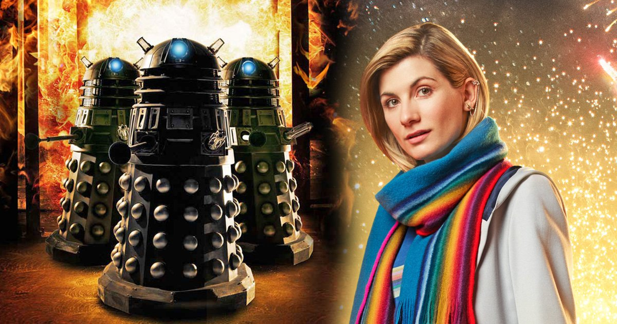 'This episode is a celebration': Jodie Whittaker and Chris Chibnall on the Daleks' 'epic' return to Doctor Who
