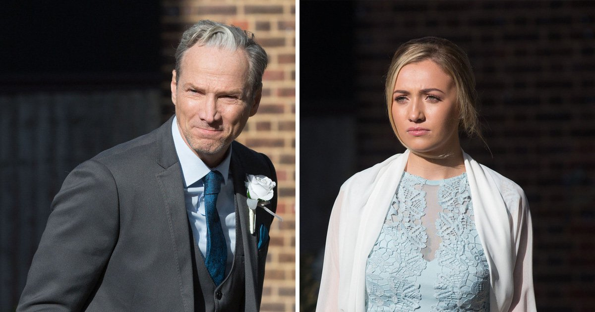 EastEnders spoilers: Ray Kelly issues a dark threat to Louise Mitchell