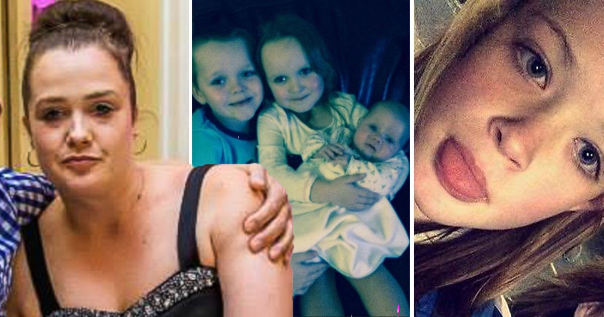 Vigil for four children killed in fire as mum is still in hospital a year on