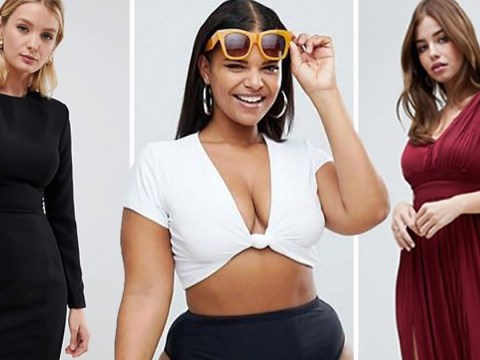 Asos has a new line for women with big boobs and honestly it was about time
