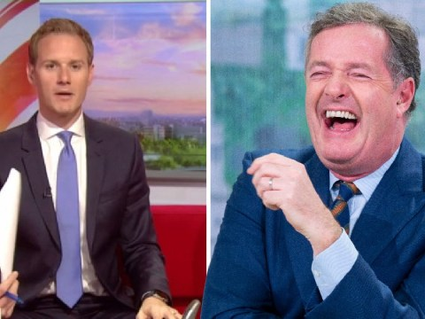 Piers Morgan stokes BBC Breakfast feud as Good Morning Britain makes it into top 10 most discussed shows