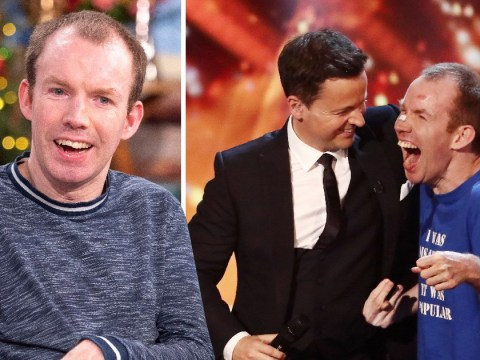 The Lost Voice Guy reveals he spent Britain's Got Talent £250,000 prize fund on friends and family and we can't even