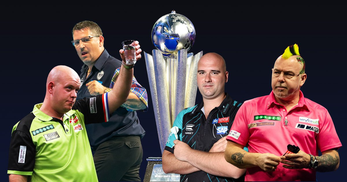 PDC Darts World Championship 2019 Preview: The favourites, contenders and dark horses at Alexandra Palace