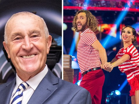Len Goodman says Strictly Come Dancing bosses 'like' when the Strictly curse strikes