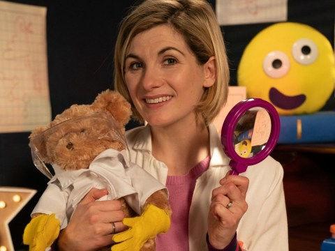 Doctor Who's Jodie Whittaker to send mini-Whovians to sleep with CBeebies Bedtime Stories
