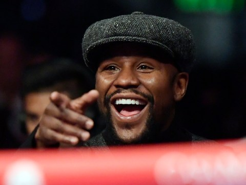 Manny Pacquiao vs Adrien Broner: Floyd Mayweather to be ringside