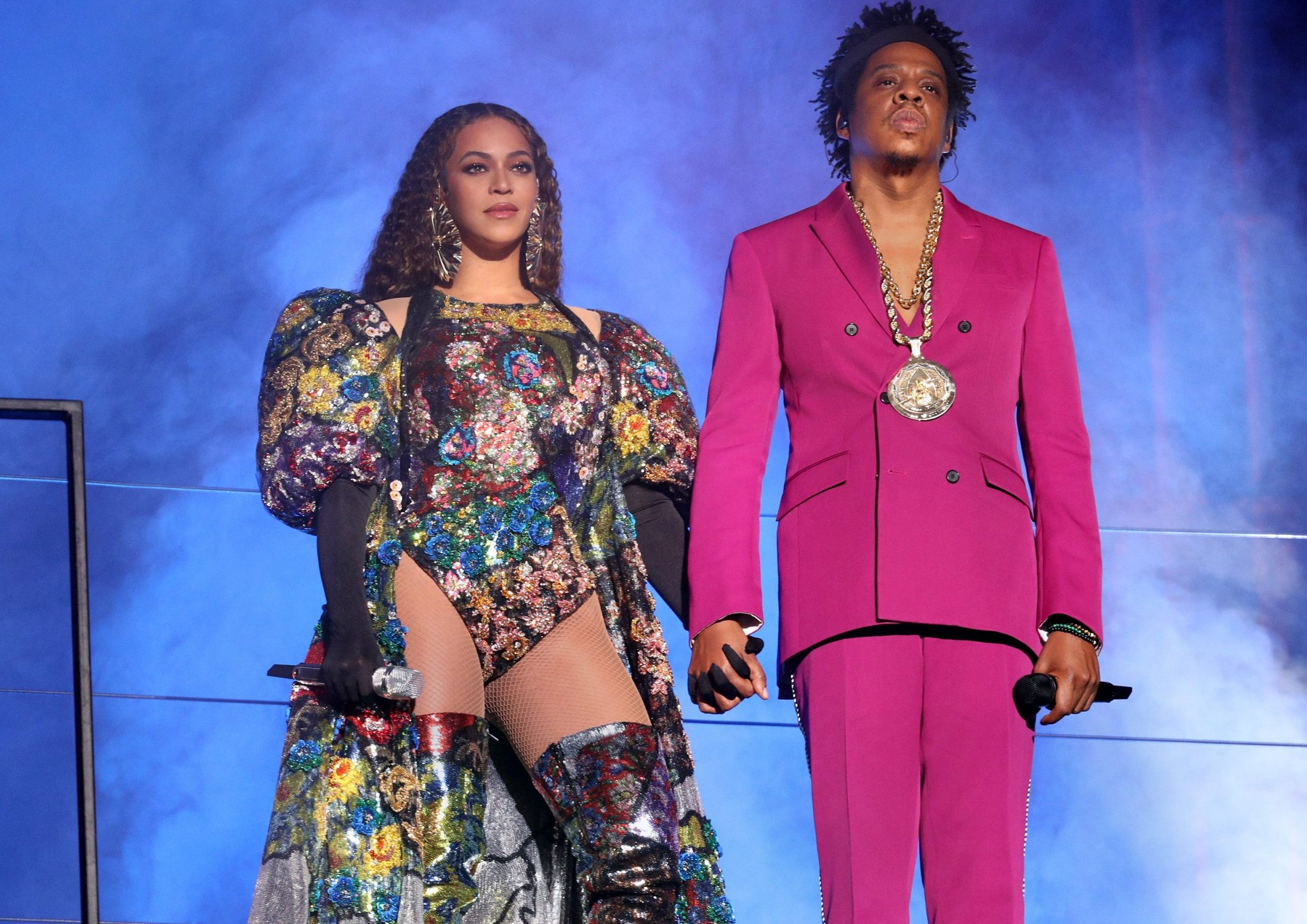Beyoncé hails Global Citizen concert an 'extraordinary' success for helping to raise $7.1billion for poverty relief