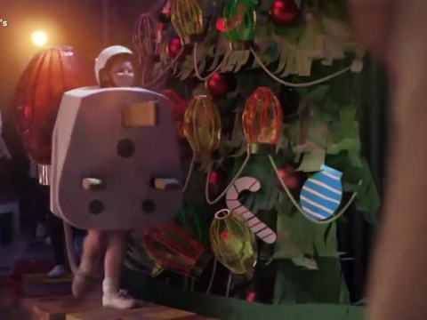 Infamous 'Plug Boy' makes appearance in Sainsbury's 2019 Christmas advert – and no one even notices