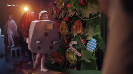 Sainsbury???s 'plug boy' Christmas advert receives dozens of complaints from viewers concerned that 'it will encourage children to play with sockets'
