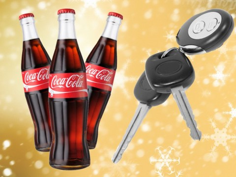 Designated drivers can get a free Coca Cola, Diet Coke or alcohol-free Heineken at over 1,000 UK pubs throughout the Christmas period