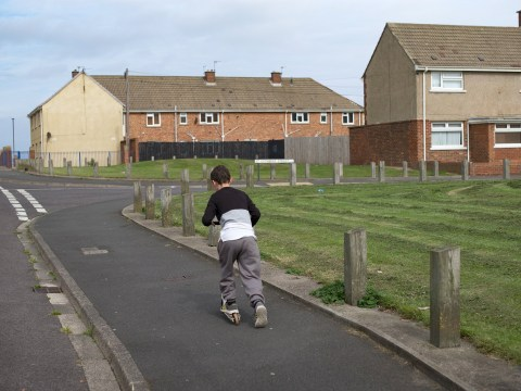 One in three children live in poverty with parents in 'impossible situations'