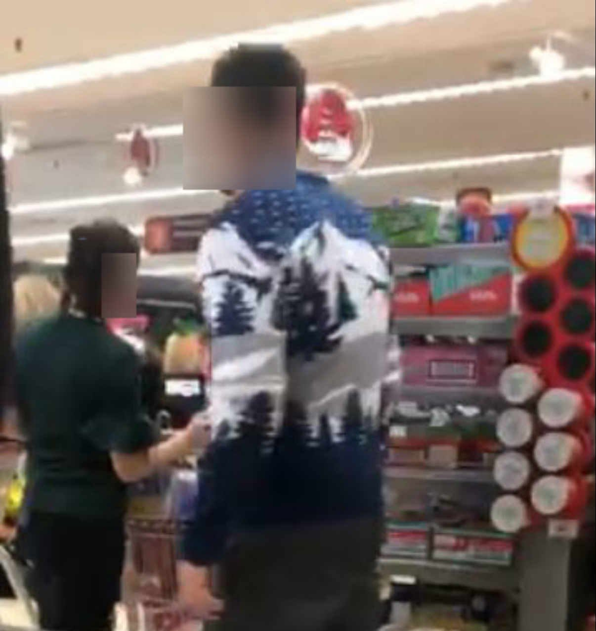 VIDEO shows the moment a bid by Travellers to donate to a food bank went wrong after Sainsbury's staff refused to appear in their video. The Travellers claim their goodwill gesture was rejected because of discrimination. But Sainsbury's deny rejecting the food bank gift, saying staff offered to film them with their donation and refunded their cash when they declined. The video has been watched almost 140,000 times online and prompted a debate between those accusing the firm of discrimination and those who reckon the travellers were just seeking publicity.