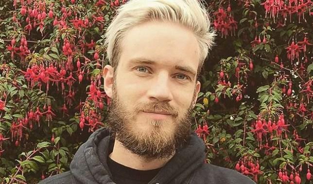 PewDiePie charity fundraiser METRO GRAB taken from: https://www.instagram.com/p/BXIXStwFRv5/ Credit: pewdiepie/Instagram