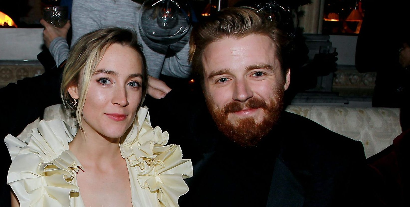 Saoirse Ronan and Jack Lowden 'looked after each other' during Mary Queen Of Scots sex scenes