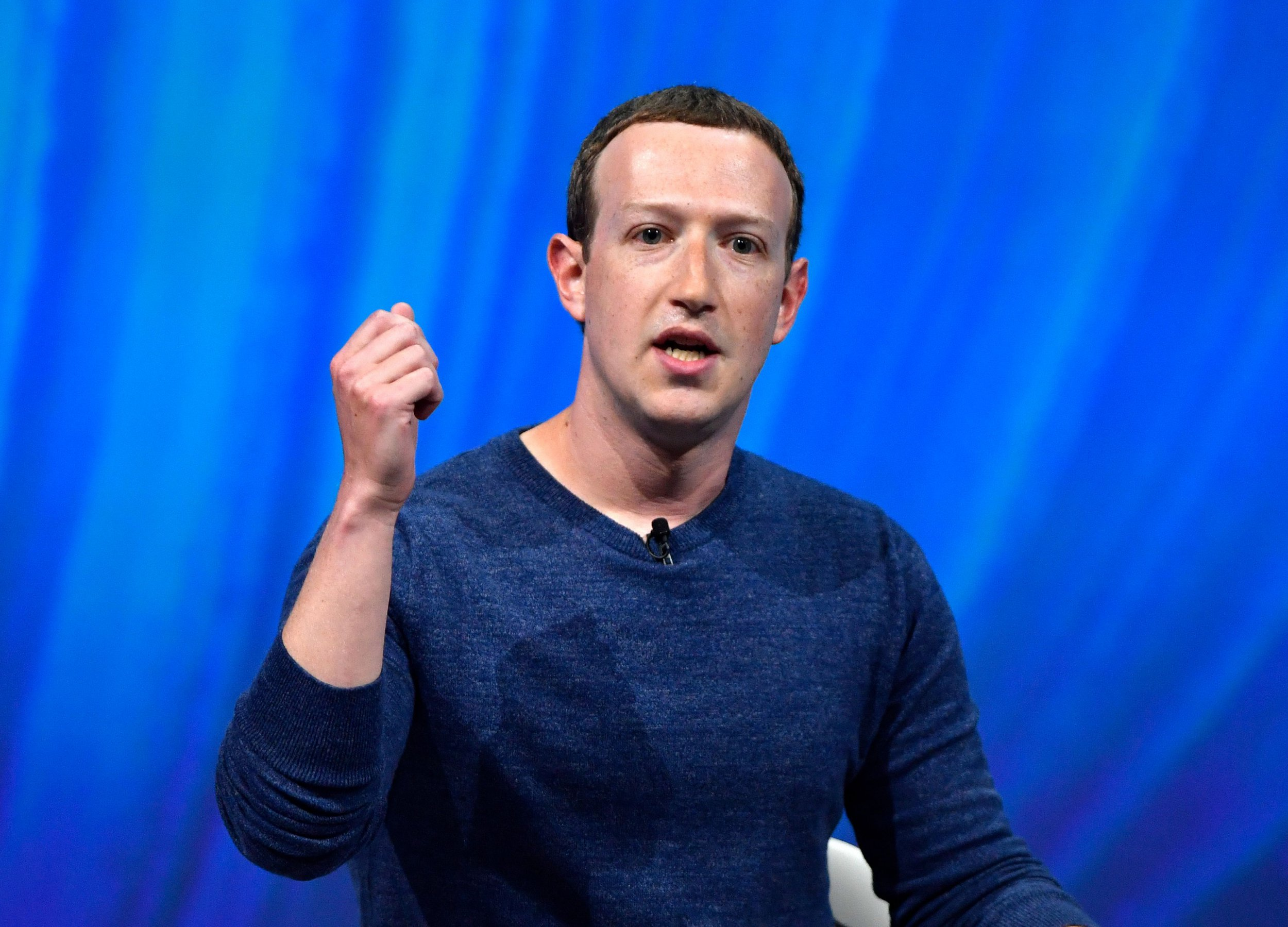 Mark Zuckerberg: Facebook has 'strong incentive to protect people's information'