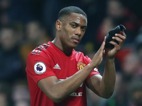 Jose Mourinho reveals Anthony Martial injury doubt before Manchester United's clash with Fulham