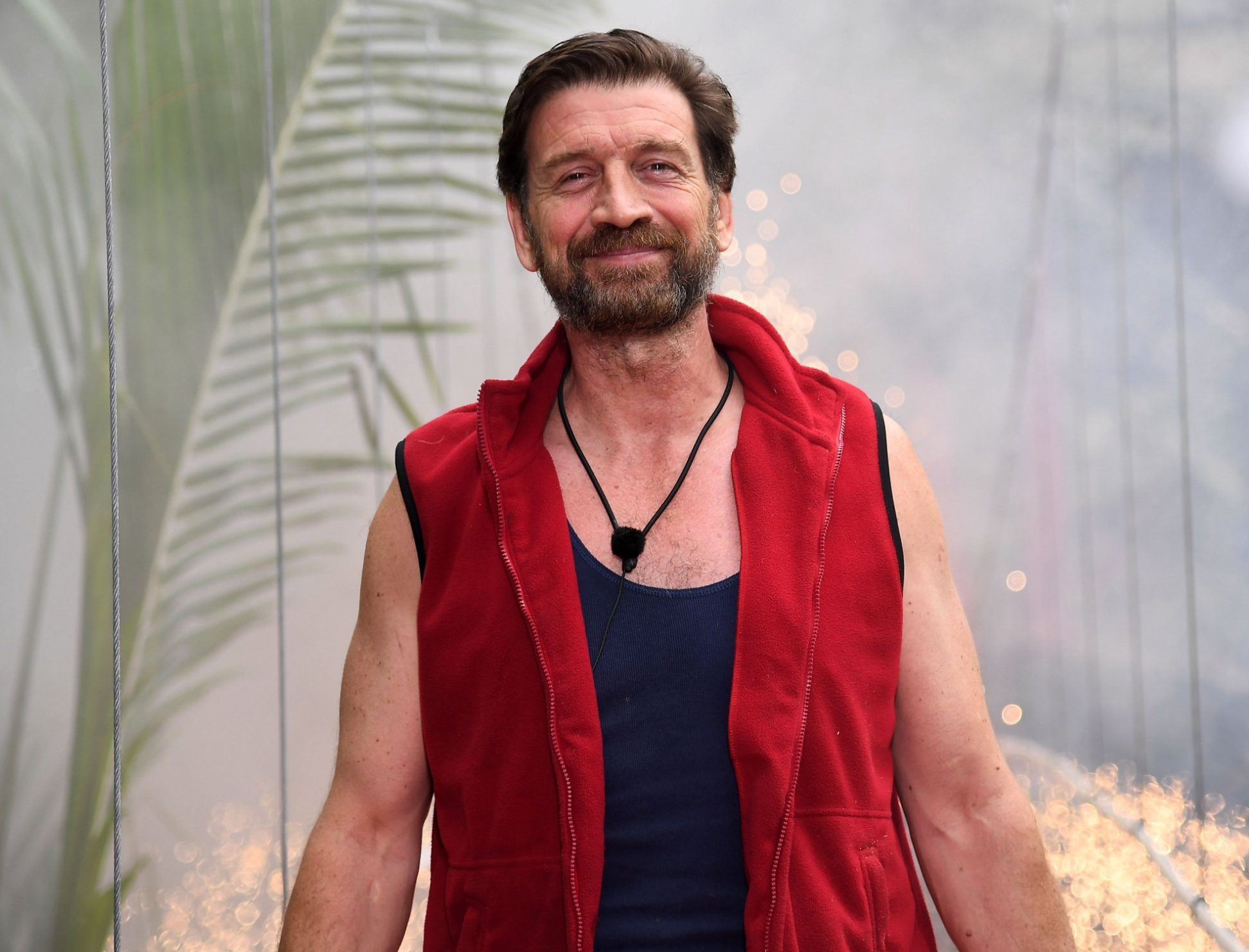 Editorial use only Mandatory Credit: Photo by James Gourley/ITV/REX (10015495h) Nick Knowles is evicted 'I'm a Celebrity... Get Me Out of Here!' TV Show, Series 18, Australia - 06 Dec 2018