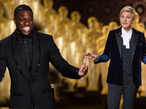 Who will host the Oscars now Kevin Hart has stepped down – Ellen DeGeneres and Jimmy Kimmel among favourites