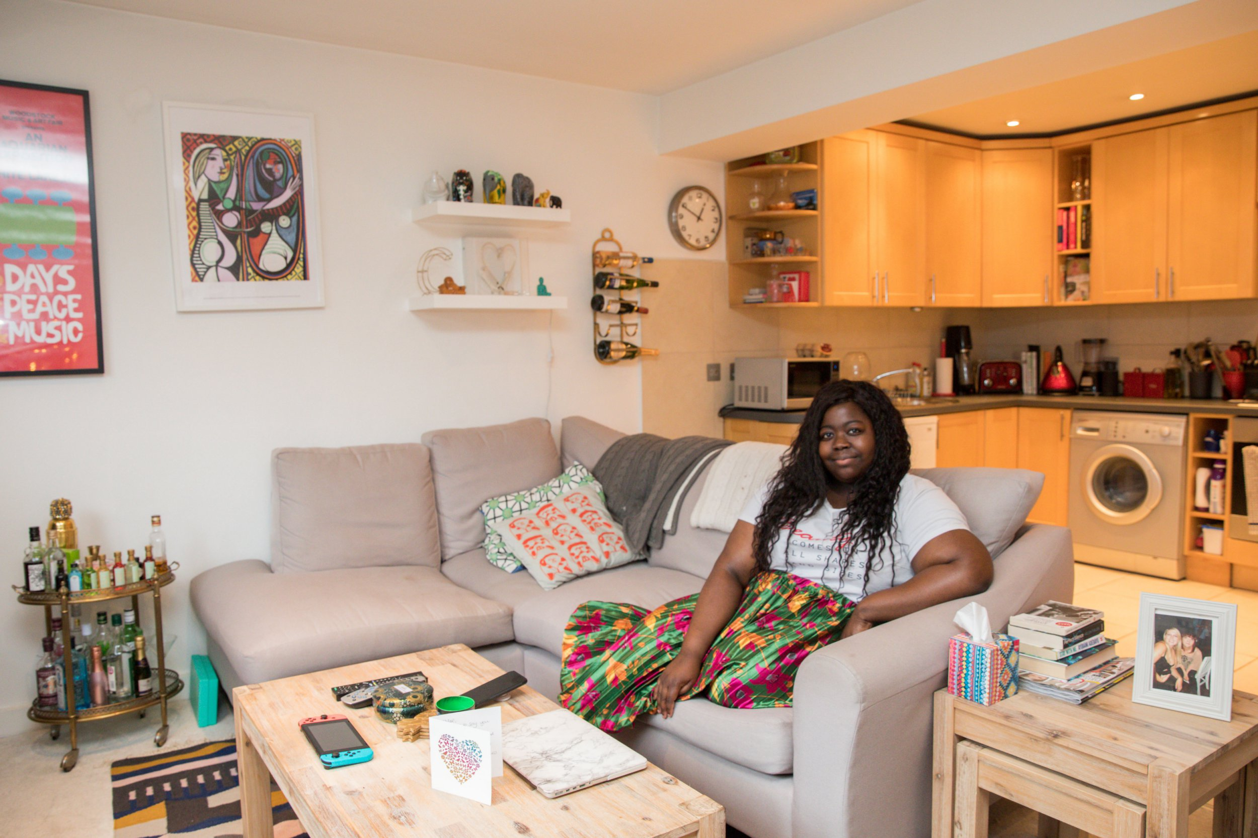 What I Rent: Stephanie, £650 a month to share a two-bedroom flat in Streatham Hill