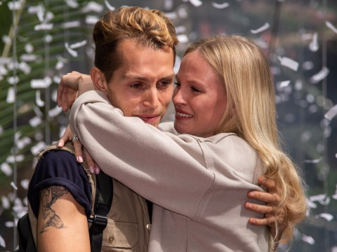 James McVey wants to propose to girlfriend Kirstie Brittain – and it's all thanks to Harry and Sandra Redknapp