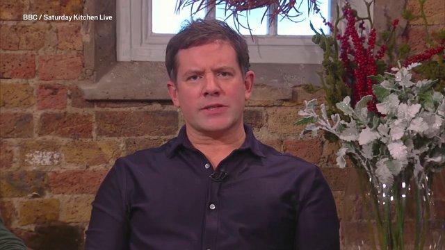 Saturday Kitchen's Matt Tebbutt apologises after caller drops C-bomb live on air