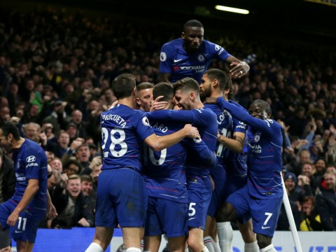 Danny Murphy names Chelsea's two best players in Manchester City win