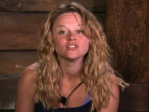 I'm A Celebrity's Emily Atack has perfect response to stranger who told her 'starvation suits you'