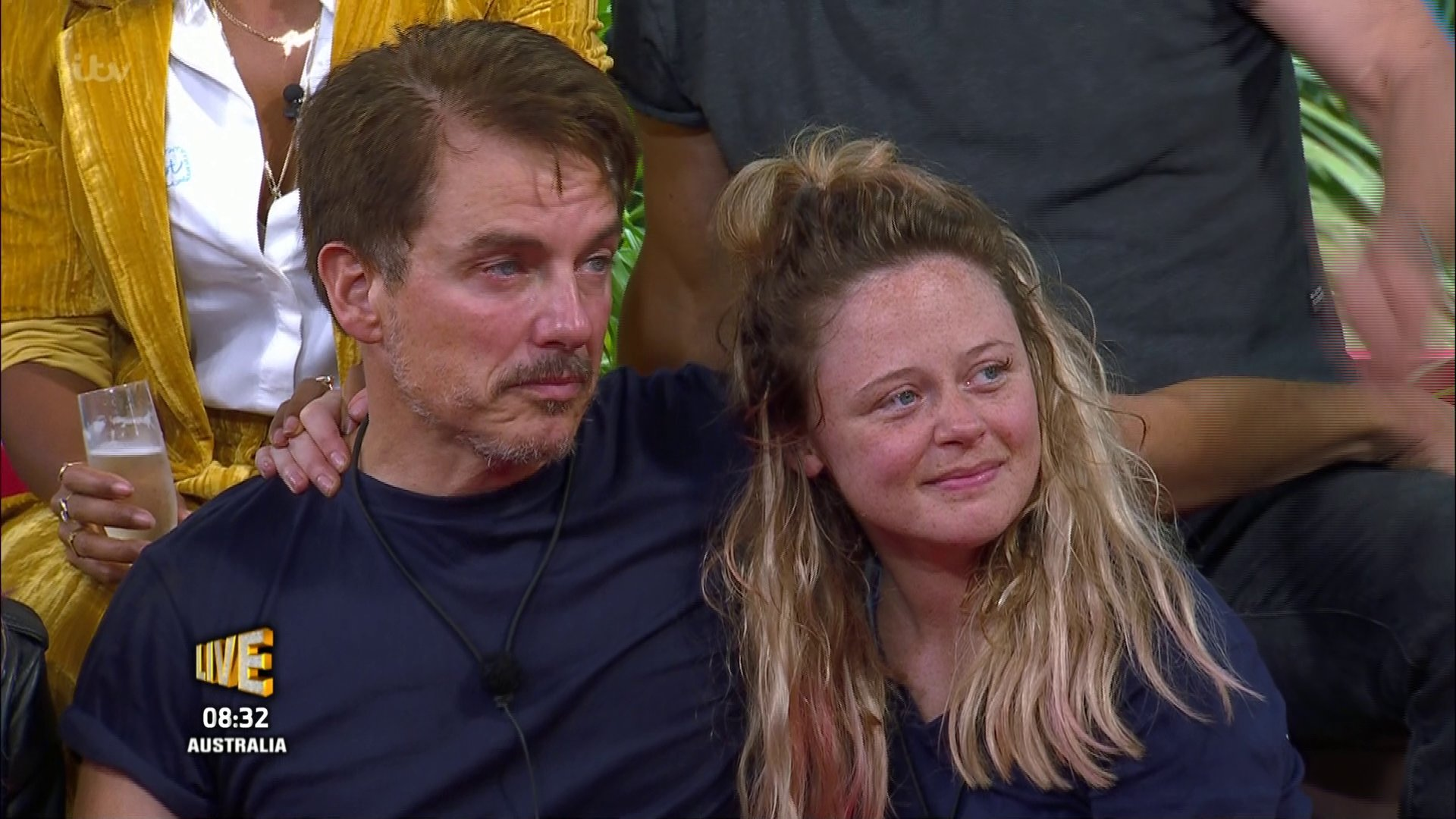 John Barrowman reveals I'm A Celebrity campmates fooled us all with secret code word to avoid 'meltdowns' live on air