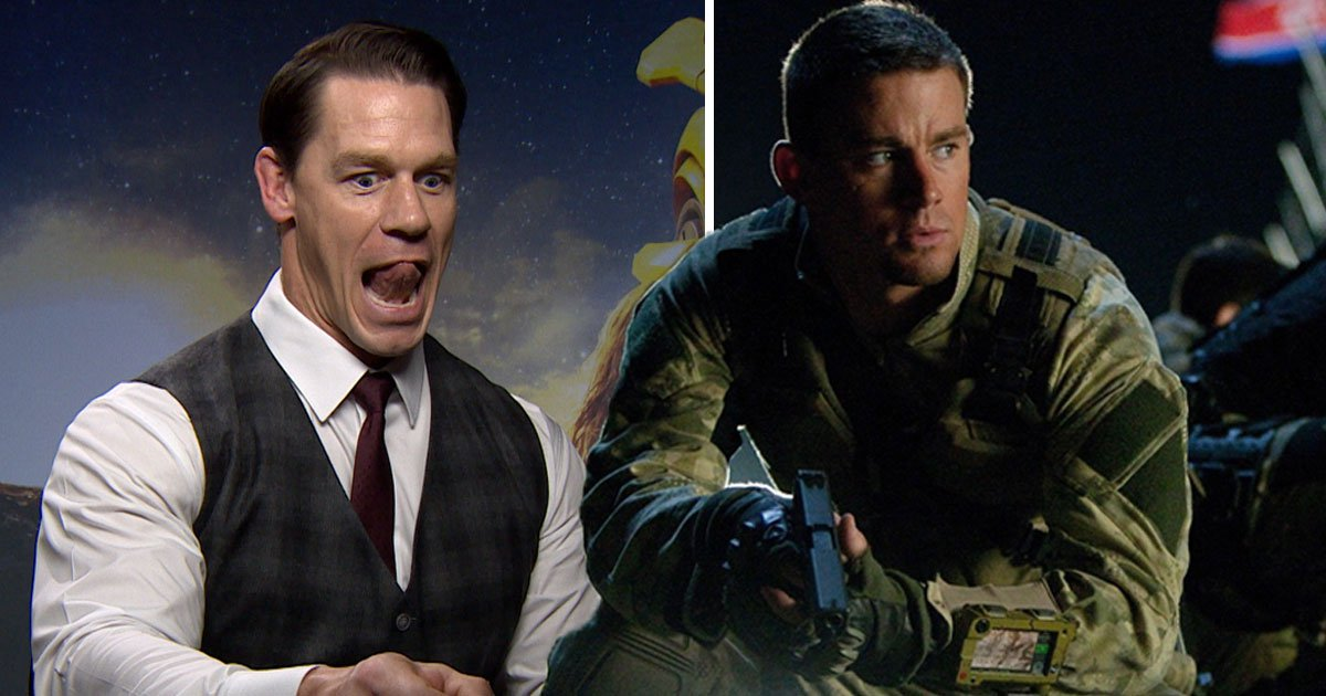 John Cena doesn't say no to GI Joe Transformers crossover theory