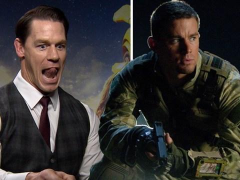 John Cena doesn't say no to GI Joe Transformers crossover theory