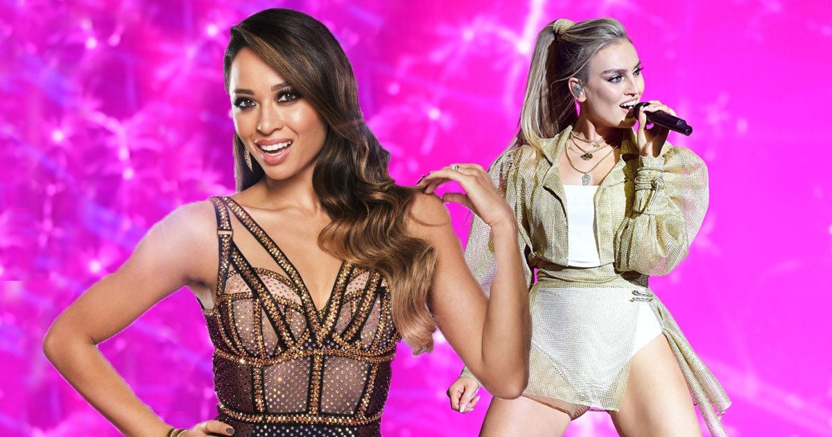 Perrie Edwards wants private dance lessons from Katya Jones following Strictly performance