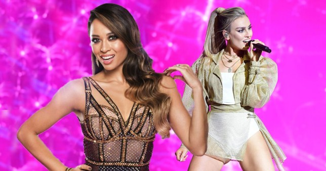 katya to give private dance lessons to Perrie Edwards