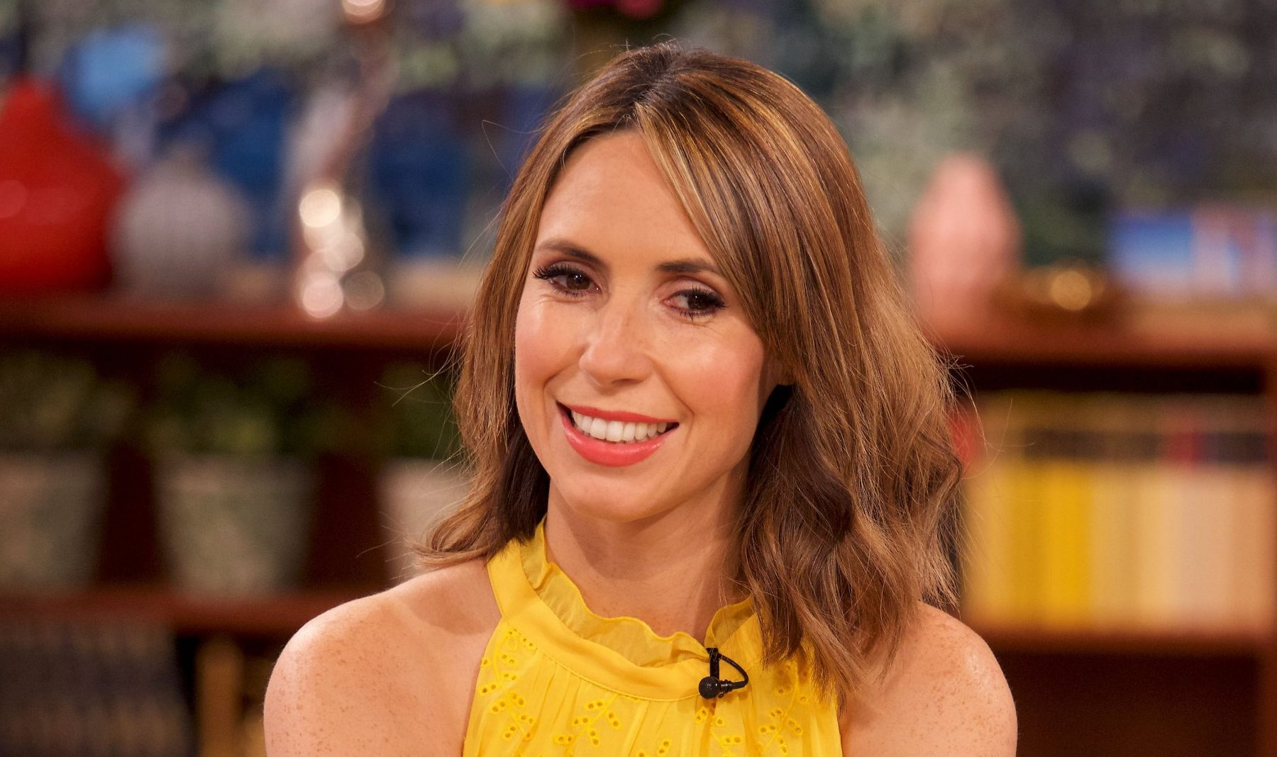 The One Show's Alex Jones gets dream gift as she goes on maternity leave