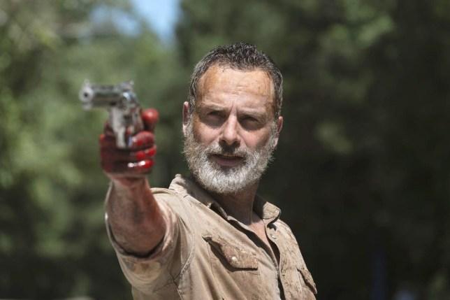 The Walking Dead (Picture: AMC)