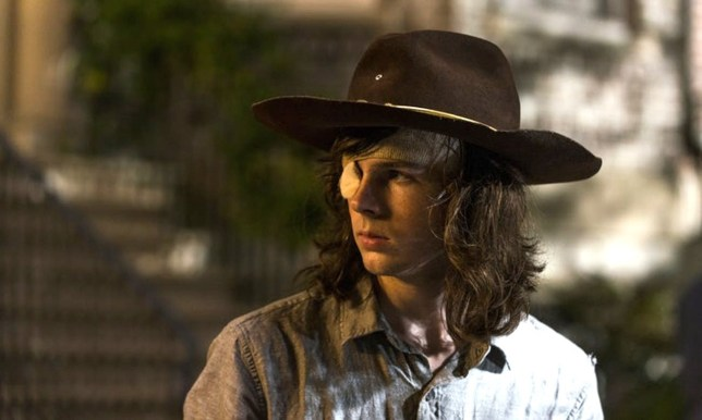 The Walking Dead's Chandler Riggs lands new TV show | Metro News