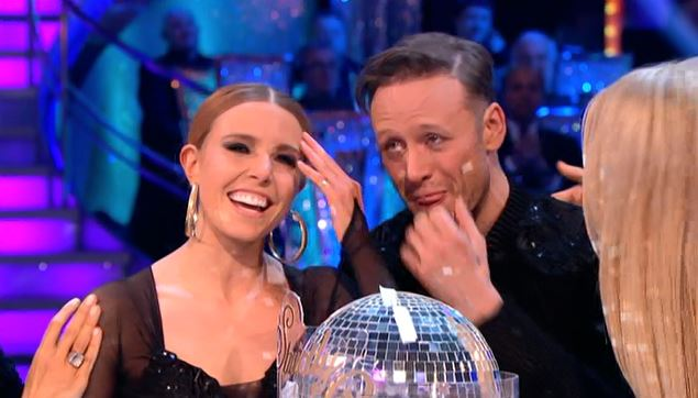 Stacey Dooley celebrated her Strictly Come Dancing win with a McDonalds and she's our hero