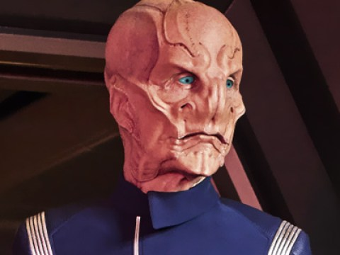 Star Trek: Discovery's Doug Jones draws comparisons between playing Saru and Silver Surfer