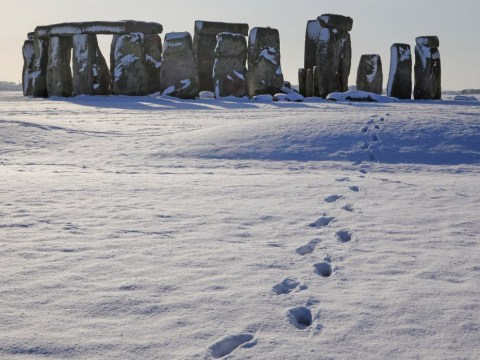 What has Stonehenge got to do with the winter solstice?