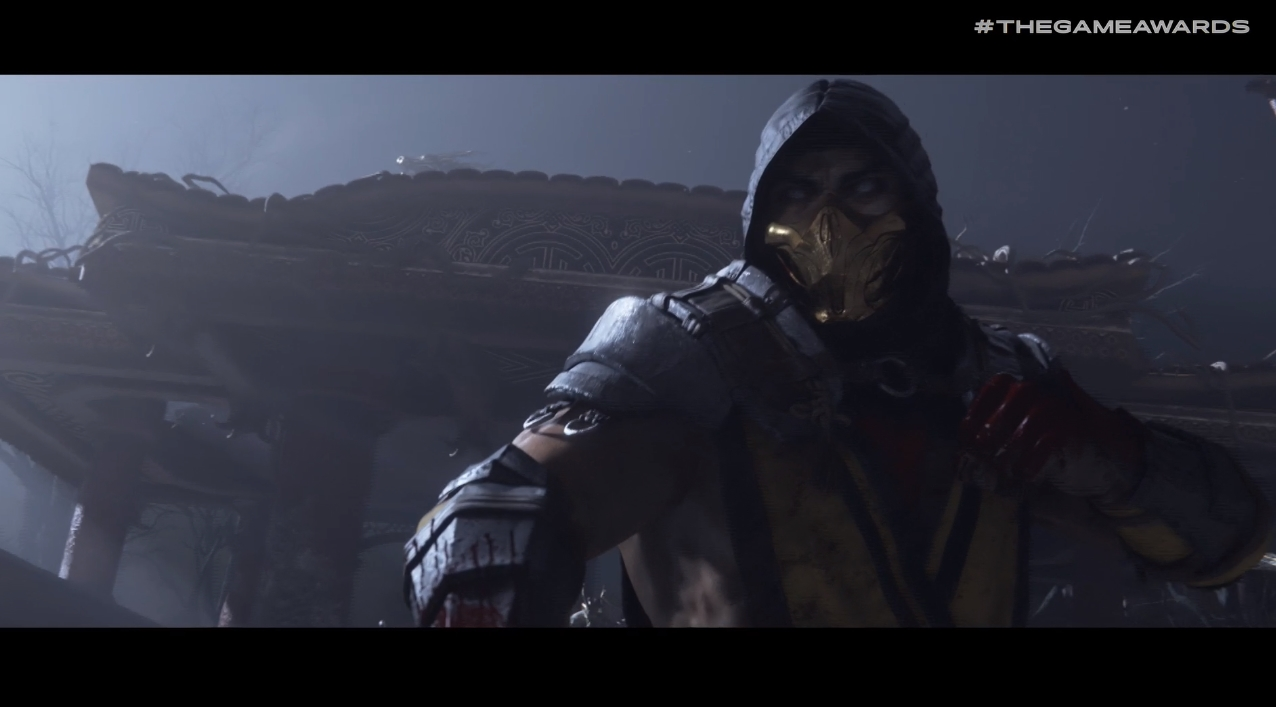 Mortal Kombat 11 - was Scorpion stealing some of Raiden's moves?