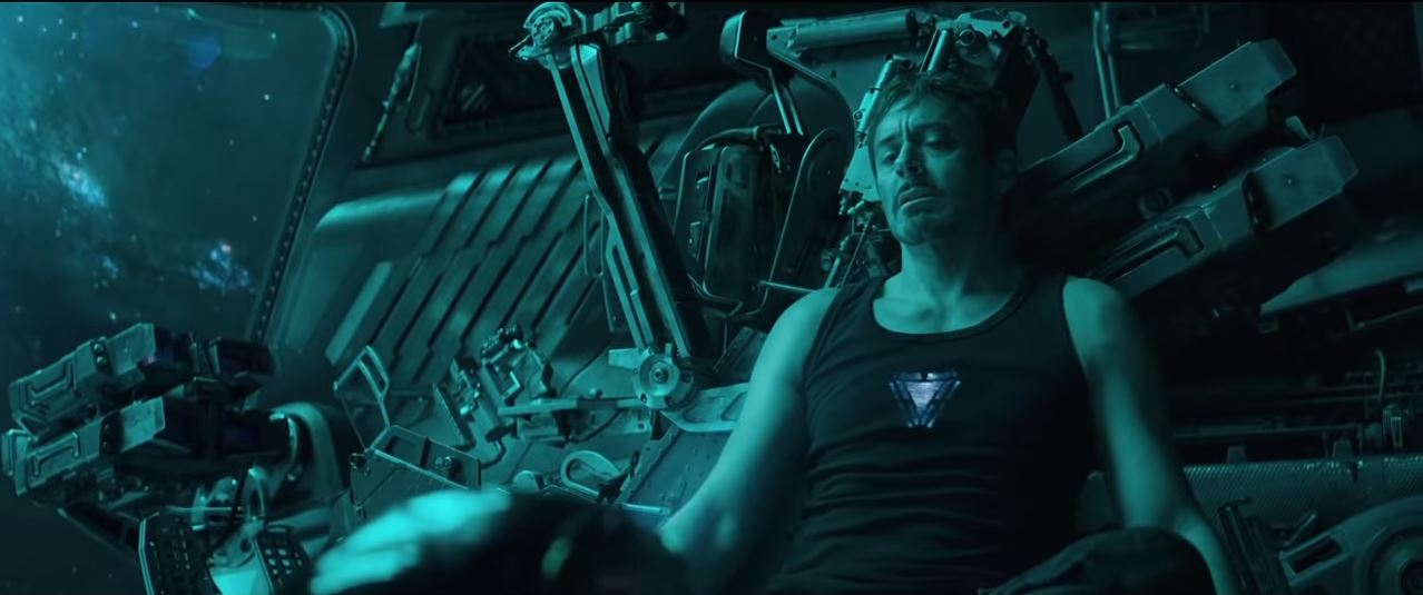 Avengers fans are pleading with NASA and Elon Musk to save Tony Stark after grim Endgame trailer