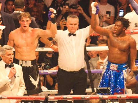 Logan Paul compares himself and KSI to heavyweights Tyson Fury and Deontay Wilder
