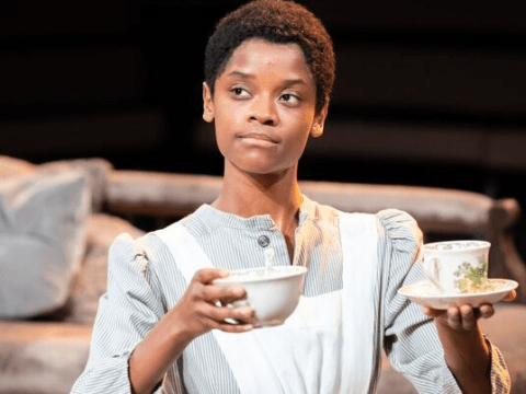 Black Panther's Letitia Wright proves she's a multi-talented queen with stunning on-stage vocal performance