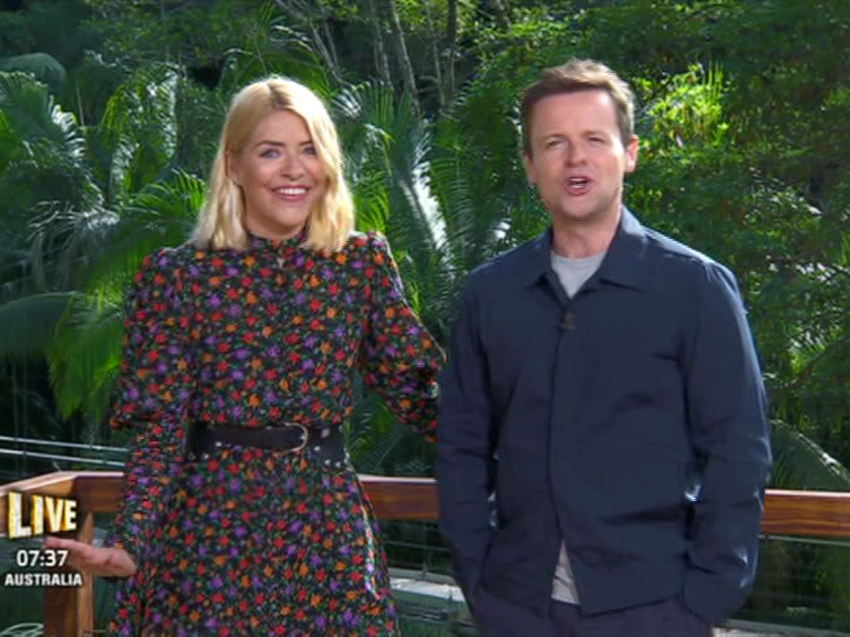 Dec Donnelly addresses I'm A Celeb backpack conspiracy with hilarious dig at viewers